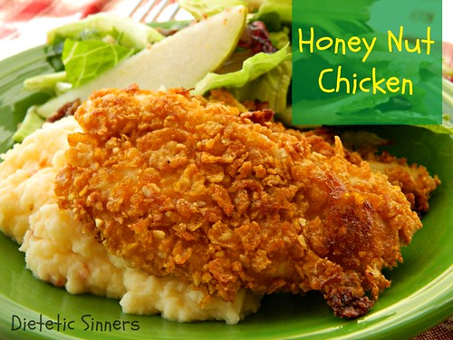 Honey Nut Chicken
