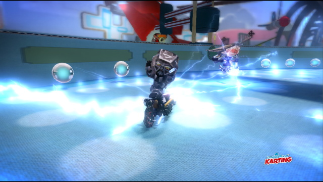 LittleBigPlanet Karting para PS3