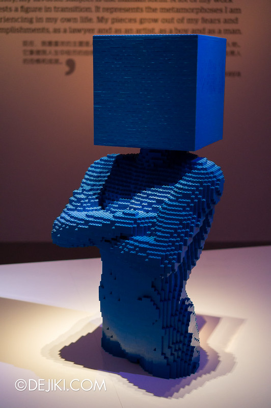 Art of The Brick - Square