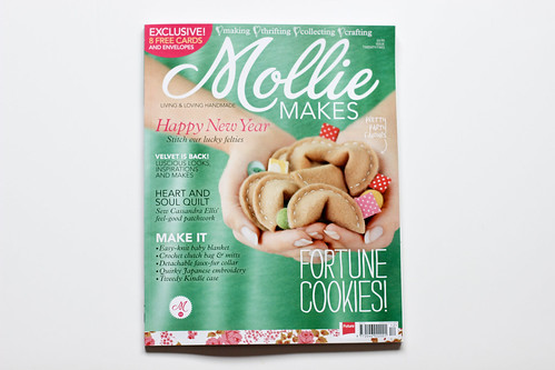 Mollie Makes - Issue 22 by Jeni Baker