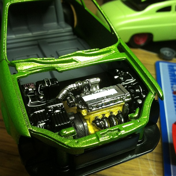 Jdm Scale Model Kustoms