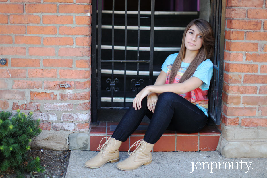 48detroit michigan senior photography jen prouty