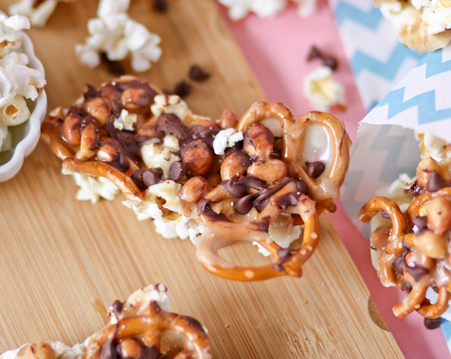 delicious Peanut Brittle Bark