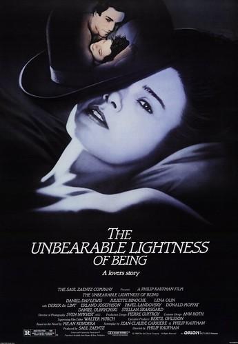 poster-poster movie-the-unbearable-lightness-of-being-philip-kaufman-1988-www.lylybye.blogspot.com