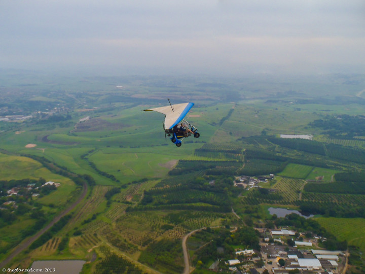 microlight south africa adventure travel