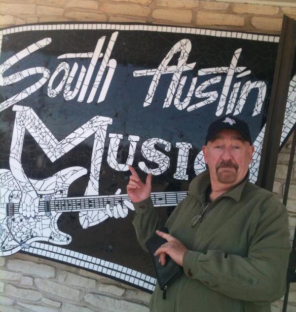 South Austin Music sign