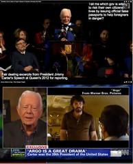"President Jimmy Carter vs. Ben ""WTF"" Affleck"