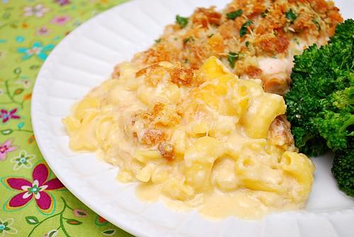 Mac & Cheese Casserole
