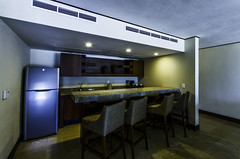 VIP Suite Kitchen