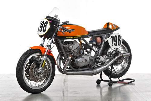Ralph's racing TR500 by Titan Performance