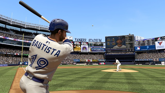 MLB 13 The Show on PS3