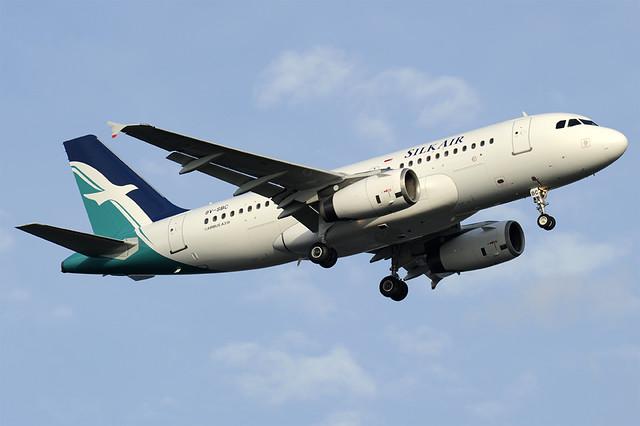 Silkair Airbus A319 (9V-SBC) DSC5059