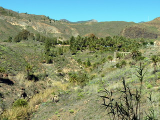 Gran Canaria - Fataga's Surroundings