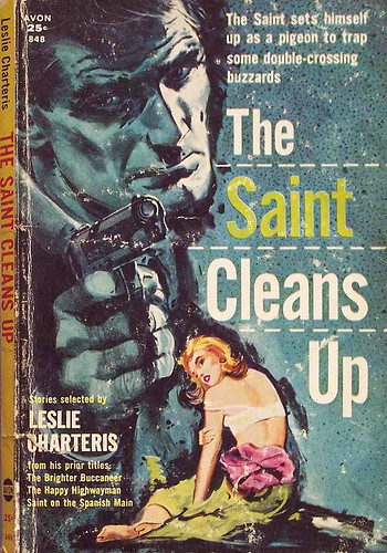 The Saint, Simon Templar