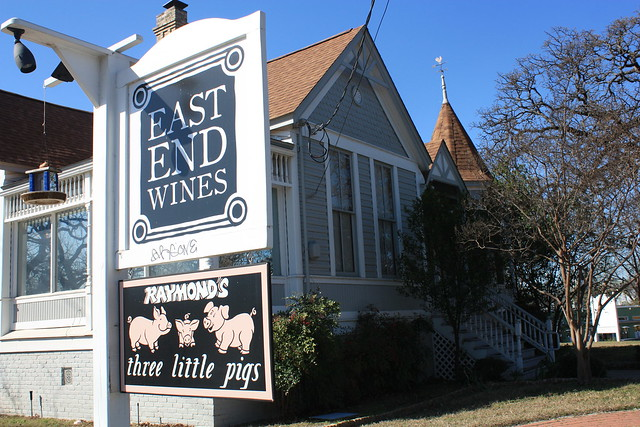 east end wines