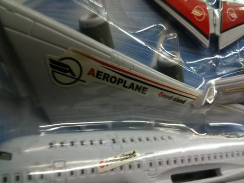 Aeroplane Good-sized