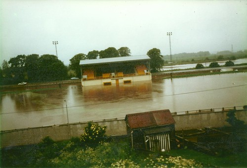 Mosset Park flood July 1997