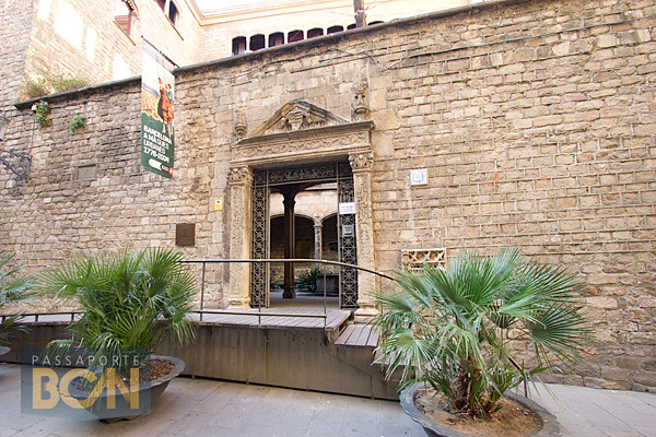 Casa de l'Ardiaca, Barcelona