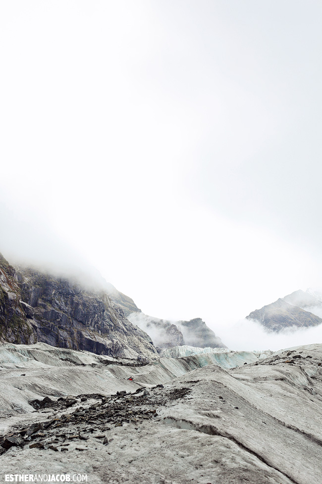 Fox Trot Fox Glacier | New Zealand Glaciers.