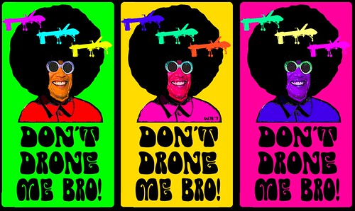 DRONE FUNK BRO by Colonel Flick/WilliamBanzai7