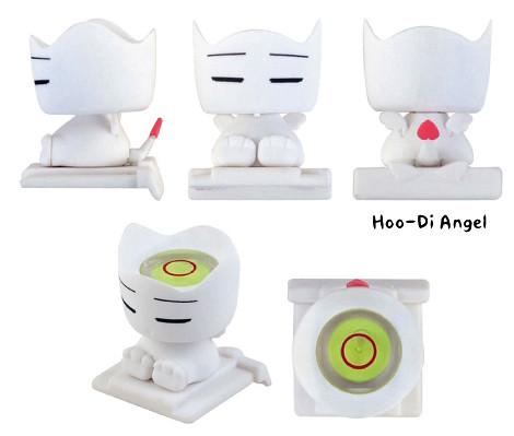 水平器付 Camera Hotshoes Cover Hoo-Di(Angel) フーディ(エンジェル) カメラホットシューカバー Hoo-Di Angel