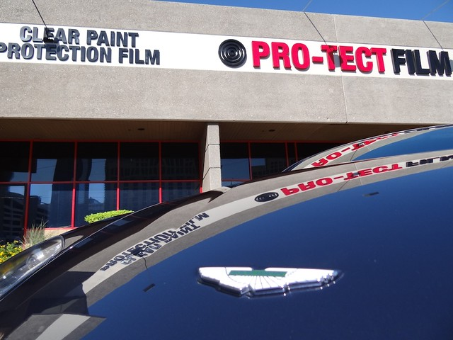 Full Frontal Paint Protection Film Coverage