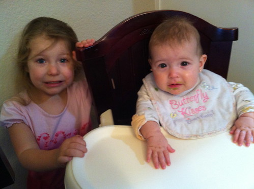 Cheyenne & Dakota - High Chair