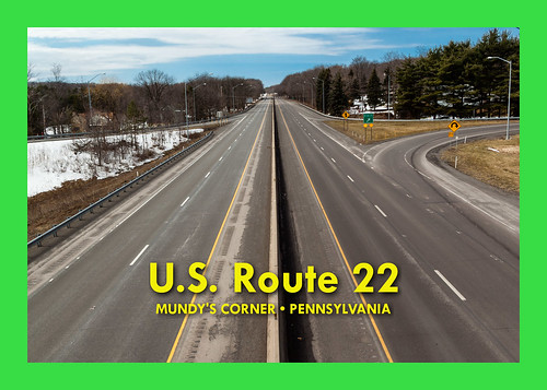 US Route 22, Mundy's Corner