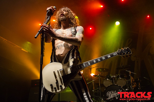 The Darkness @ Komplex 457 - Zurich