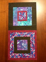 March Blocks for Sew. Quilt. Give.