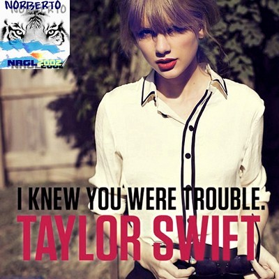 Taylor Swift I Knew You Were Trouble[1]