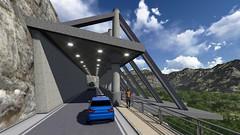 明隧道3。(圖片來源:公路總局第四養工處簡報)