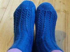 Karoteeni-sukat Kotikulta sukkalangasta