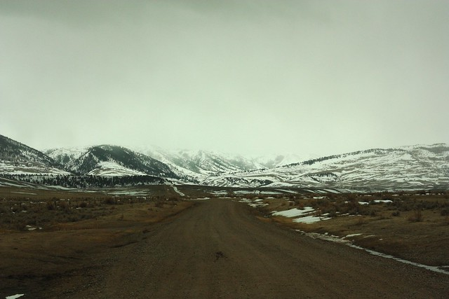 wy landscapes