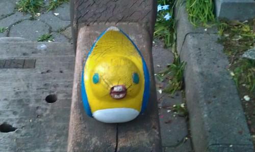 Strange Bird. by Kanda Mori