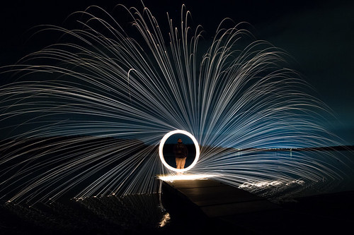 Steel wool by Donna Tomlin