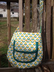 Another sidekick tote - love this bag pattern!