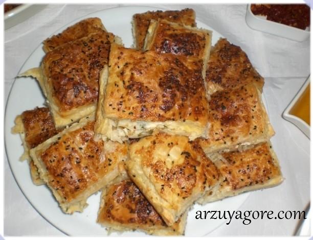 milföylü börek