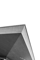 """香港體育館 Hong Kong Coliseum"" / 香港體育建築之形 Hong Kong Sports Architecture Forms / SML.20130315.EOSM.03477.BW"
