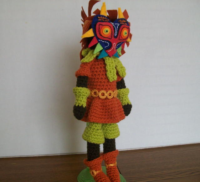 Skull Kid Majora's Mask