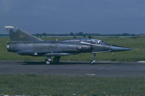 13-ZJ Mirage3BE France AF