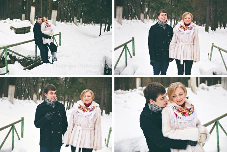 фотограф Екатерина Вишневская, хороший фотограф, семейный фотограф, фотосессия, прогулка, зима, любовь, сюжетная съёмка, фото коллаж, выездная фотосъёмка, счастье, романтика, семейная пара, красивая фотография, природа, лес, лав стори, love story, фотограф на свадьбу