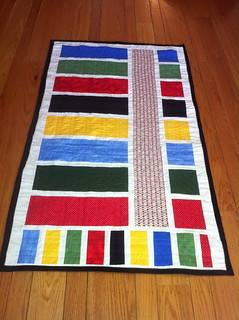 VA Wheelchair Quilt