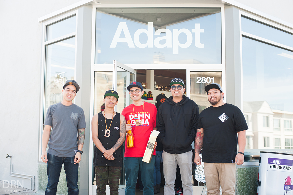 Adapt's One Year.