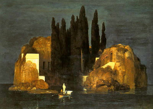 Toteninsel Böcklin