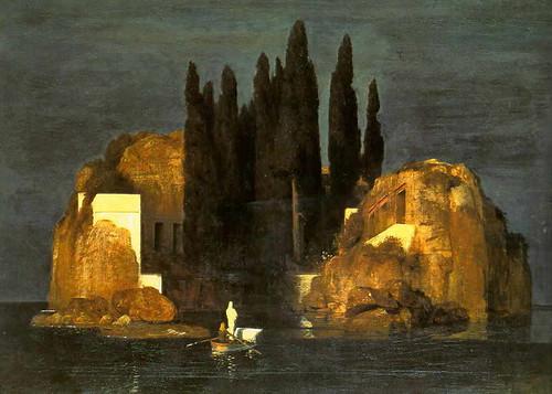 Toteninsel Böcklin