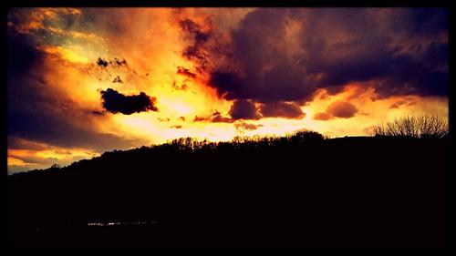 sun set iphone marionvirginia kitcam