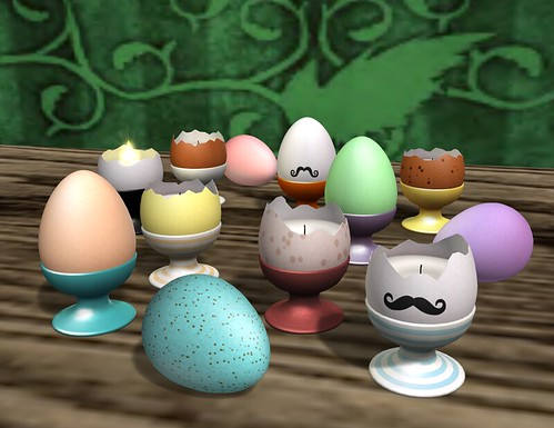 and more eggs!