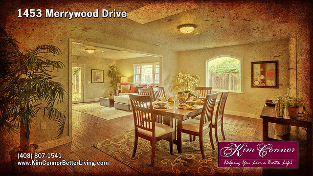 1453 Merrywood Drive Charming Cambrian Neighborhood Home for Sale