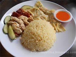 Nasi Ayam @ Damansara Utama - Petaling Jaya [http://esdelima.blogspot.com]